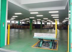 第2工場 1F (倉庫)